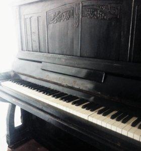 Пианино August Scherer