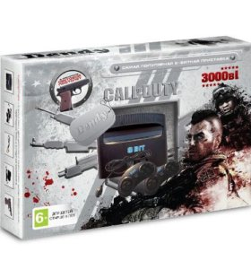 Игровая консоль Dendy Call of Duty (3000 в 1)