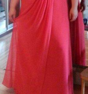 Платье вечернее размер 56-58