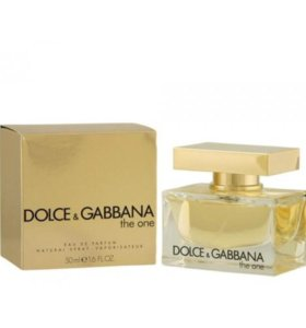 Dolce & Gabbana The One for Woman 75мл