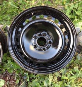 Штатные диски от Форд фокус 3