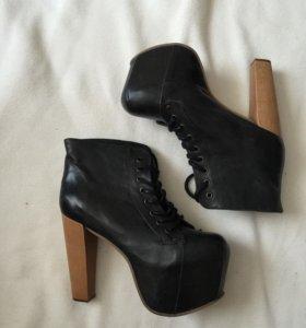 Ботинки 39