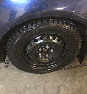 Оригинальные колёса на форд фокус 205/55/16