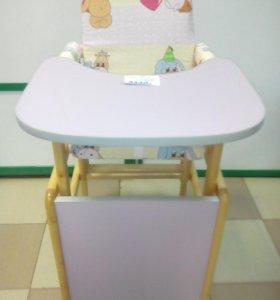 """Стол стул """"Карапуз"""" новый"""