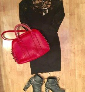 Маленькое чёрной платье