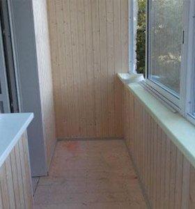 Окна. Балконы.