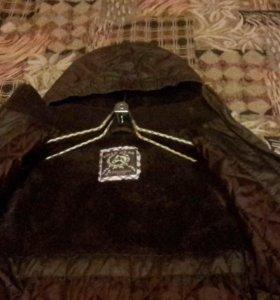 Куртка осень для девочки р.110