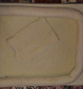 Пеленальник, матрац для пеленания