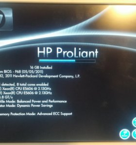 HP Proliant DL360R07 G7 E5606