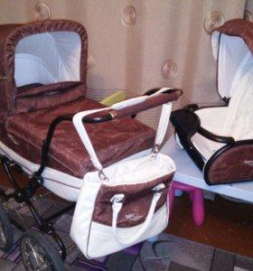 Продаётся детская коляска Geoby