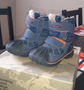 Зимние мембранные ботинки Viking