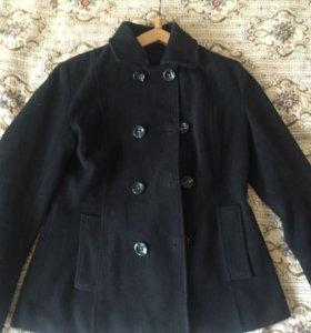 Пальто-пиджак.
