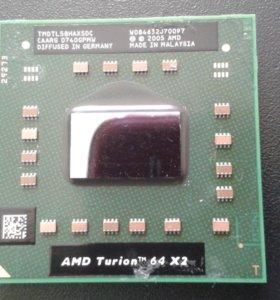 AMD Turion 64 X2 tl-58 (для ноутбука)