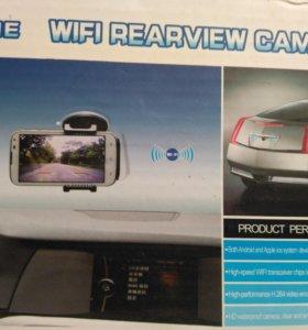 Камера WI-FI заднего вида