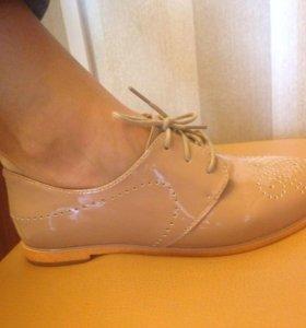 Ботиночки. Новые
