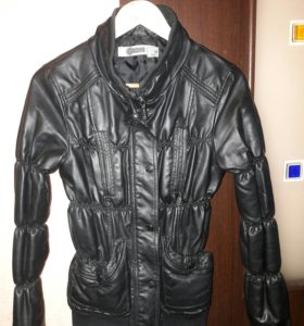 Куртка к/з осенняя