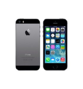 iPhone 5S 16Gb Space Grey.