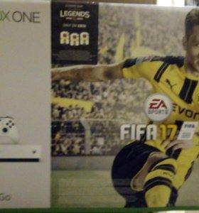 XBOX ONE S 500 GB (Slim)+FIFA 17