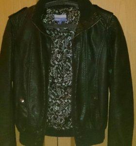 Куртка кож.зам. Р.42