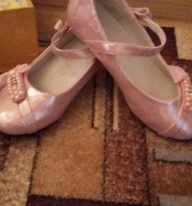 Туфли детские размер 31