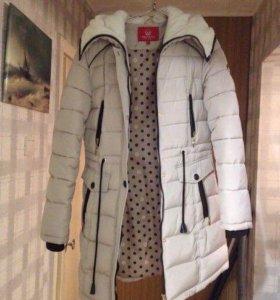 Куртка - пуховик зима