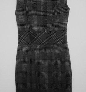 Новое платье-футляр на осень