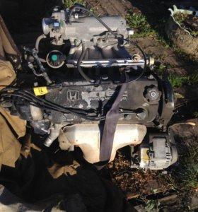 Рабочий двигатель на HONDA Accord