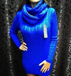 Платье - туника новое