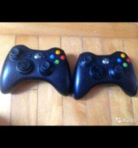 Xbox 360+13игр +1джойстика