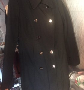 Пальто осеннее silvian heach
