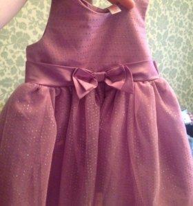 Продам платье для маленькой принцессы 80размер