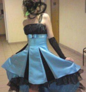 Платья!