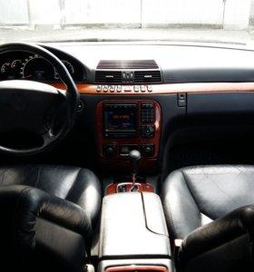 Mercedes benz S430 W220