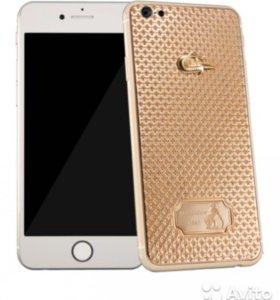 Caviar iPhone 6S Unico Leone LE 128GB