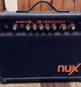 Комбоусилитель для электрогитары Nux Frontline 15