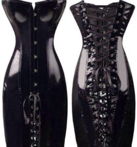 Платье-корсет новое!
