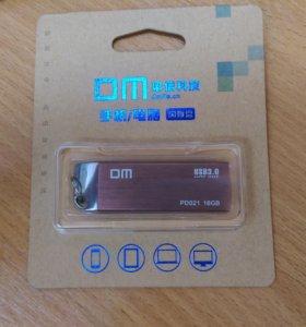 Флешка USB3.0 16 гигабайт