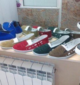 Пошив обуви из натуральных материалов
