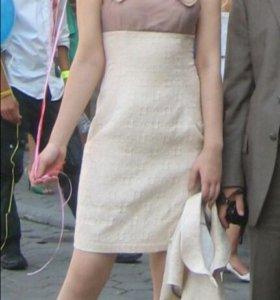Платье дизайнерское zimaletto