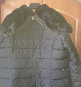Женская куртка стильная