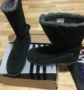 Зимние кроссовки и сапоги Adidas