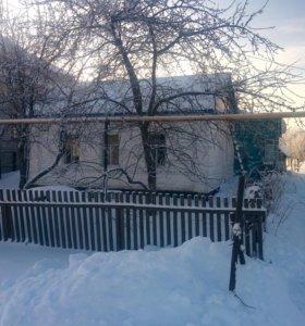 Дом 50 м² на участке 15 соток