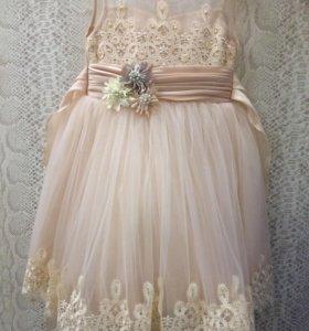Шикарное платье Miss trendy