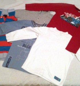 Одежда для мальчика на возраст 5-6 лет.