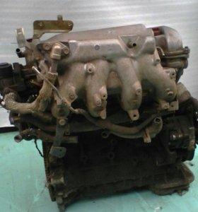 Двигатель б. у на Nissan Serena-C 24-SR20DE