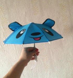 Мини зонтик эксклюзив