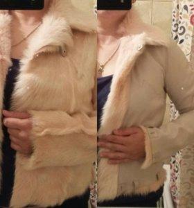 Куртка из натурального кролика