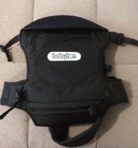 Рюкзак-переноска Babyton Blume