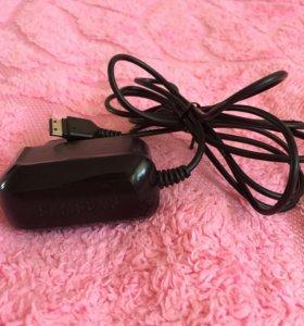 Оригинальное зарядное устройство на Самсунг