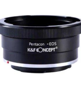 Переходник адаптер для Fujifilm Canon EOS Sony NEX